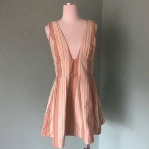 Majorelle ultra flirty cotton blend dress size 2